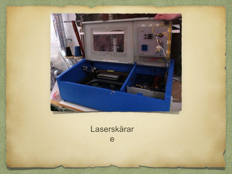Laserskärar e