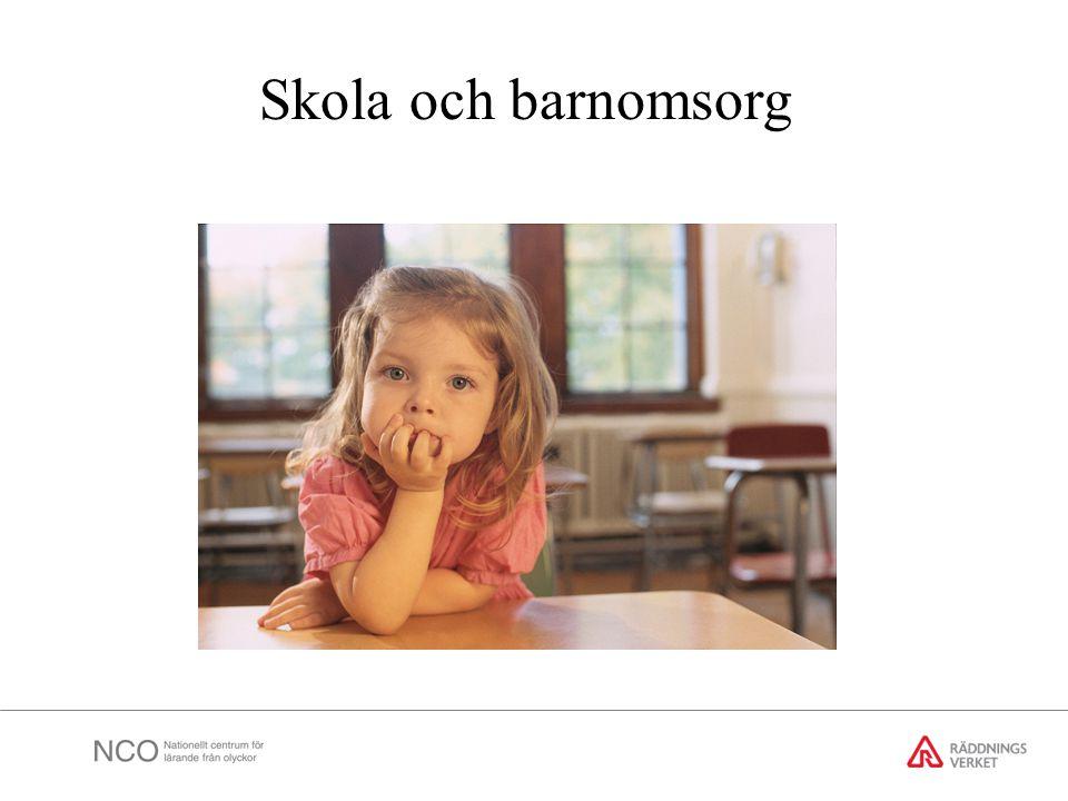 Skola och barnomsorg