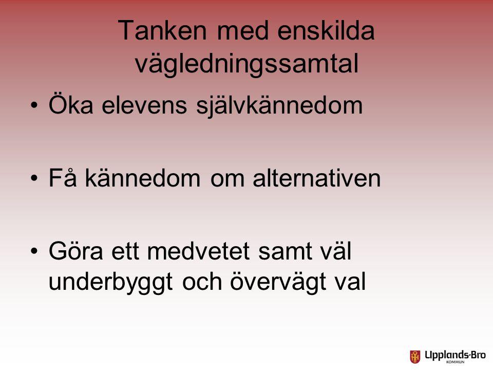 1.Samhällsvetenskapliga programmet inriktning Beteende UBG 2.
