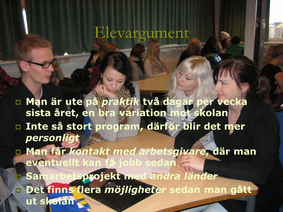 Välkommen till Handels- och administrationsprogrammet Läs mer på www.lulea.se/gymnasieskola www.lulea.se/gymnasieskola www.hackspett & lärknytt.se www.skolverket.se