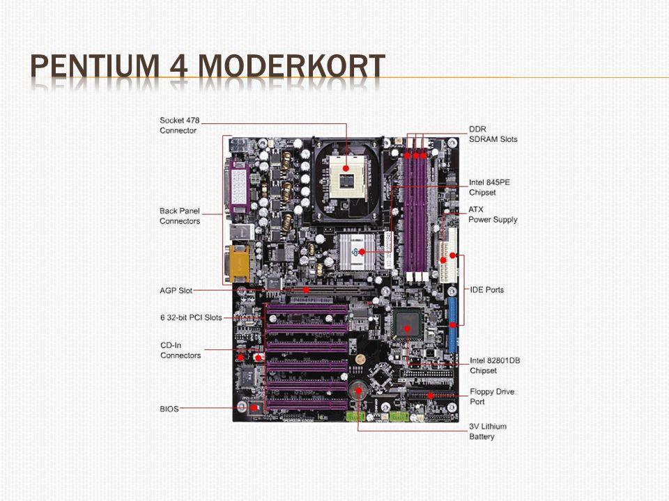  BIOS står för Basic Input/Output System  BIOS är det system i datorn som initierar och håller koll på maskinvaran gentemot operativsystemet  All BIOS information sparas i ett EPROM minne (Erasable Programmable Read Only Memory) som är placerad på moderkortet  BIOS innehåller ett initieringsprogram som körs vid start av datorn.