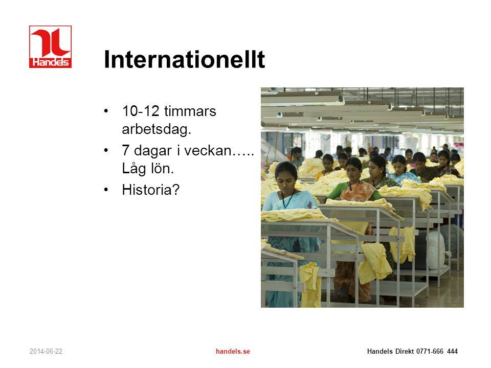 Avtalsrörelse Hur bestäms löftet idag? 2014-06-22handels.se Handels Direkt 0771-666 444