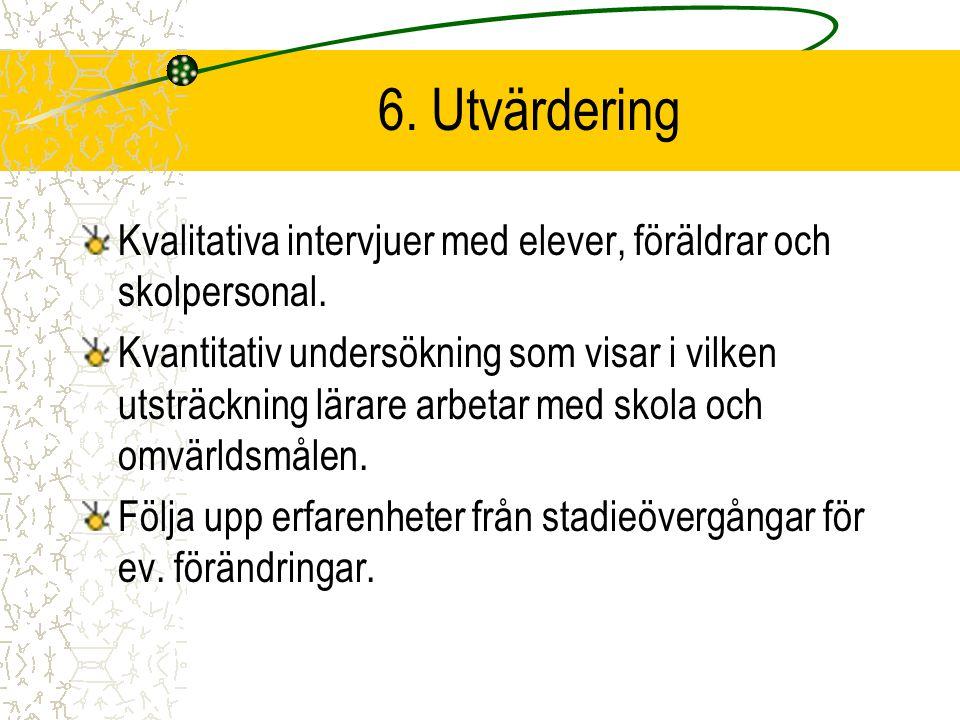 Enkät + diskussion Personal: frågor från BRUK www.skolutveckling.se/bruk Enkät till 9-orna Tycker du att det är viktigt att det finns en studie- och yrkesvägledare på din skola.