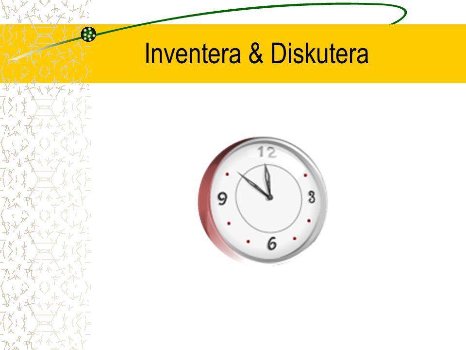 Studiedag den 7 januari 2008 Vad gör vi idag.Vad kan vi utveckla.
