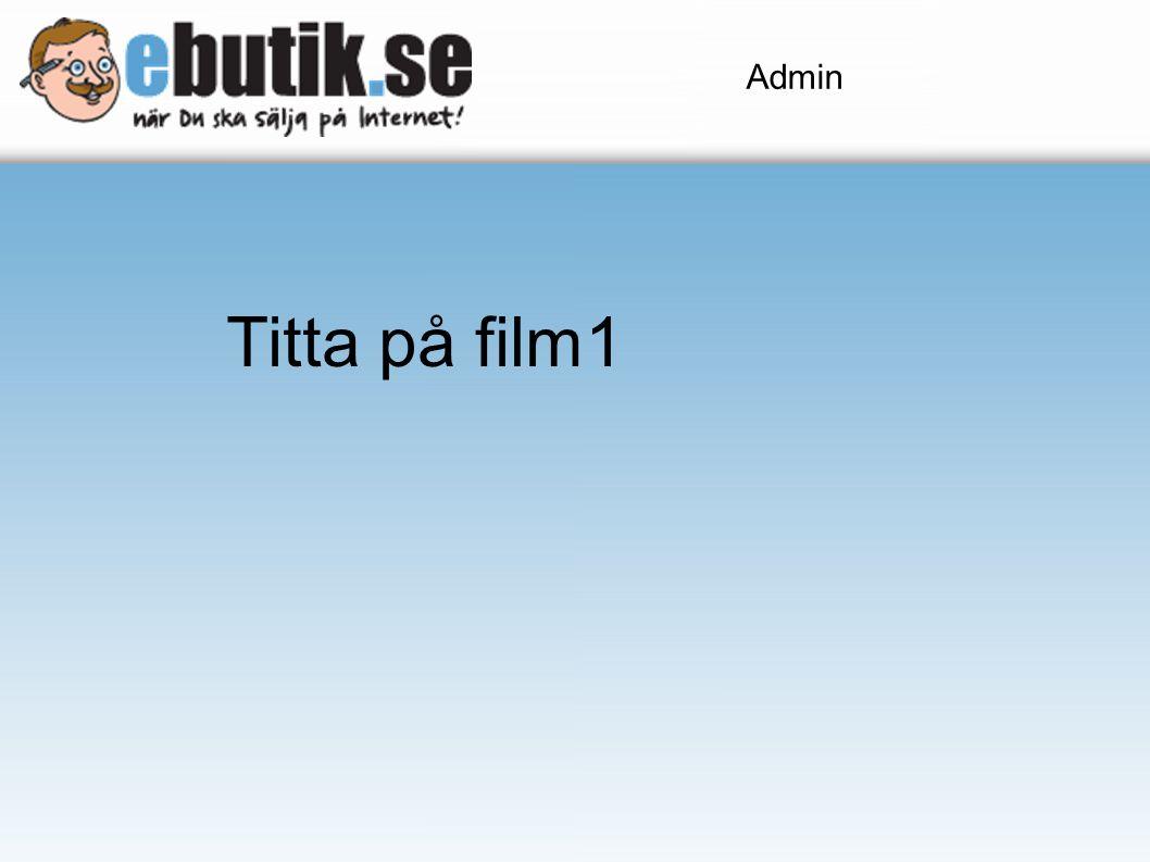 Titta på film1