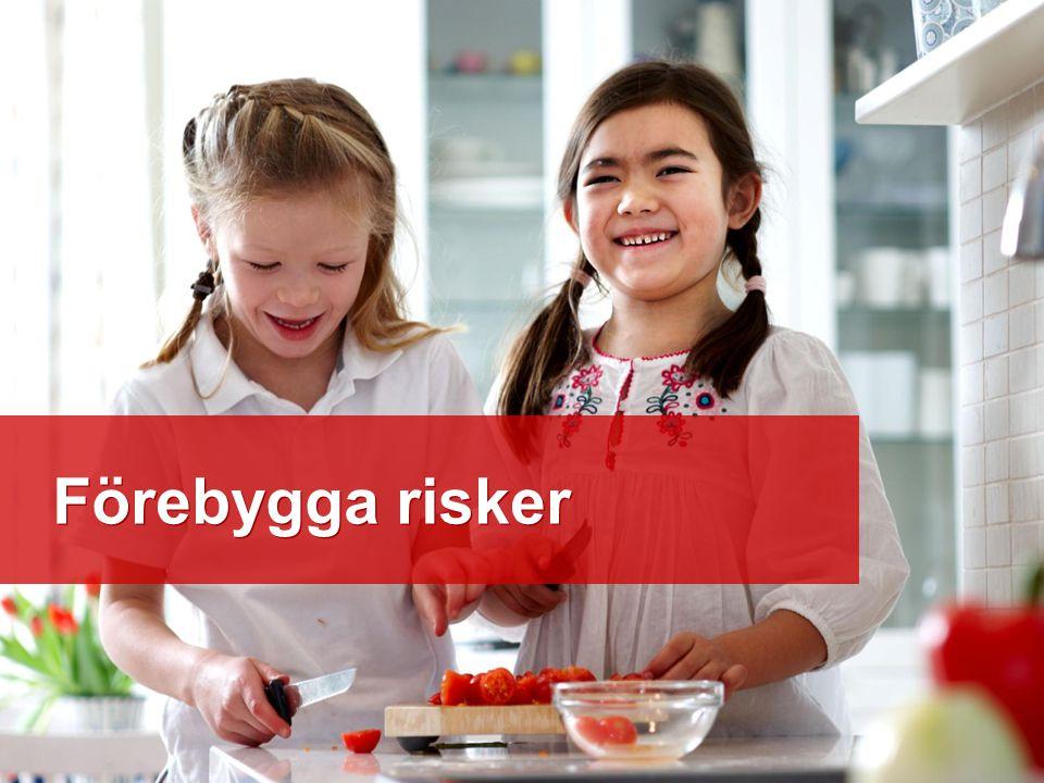 Förebygga risker