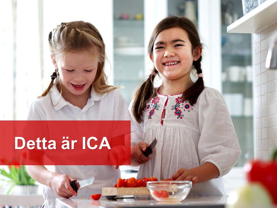 Detta är ICA
