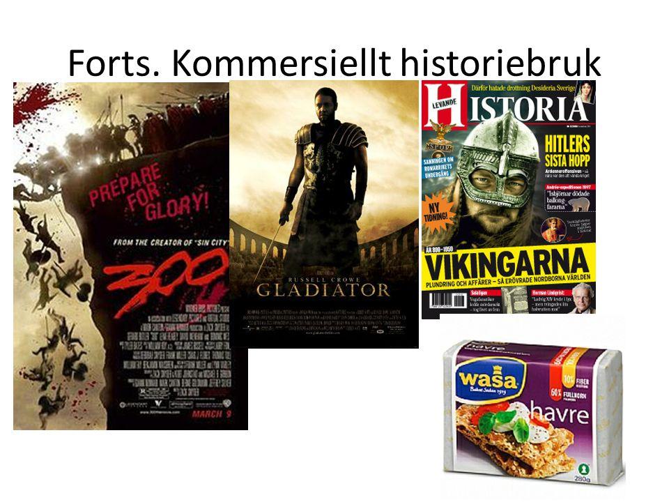 Historiebruk inom politiken • • Karl XII, kungsträdgården.