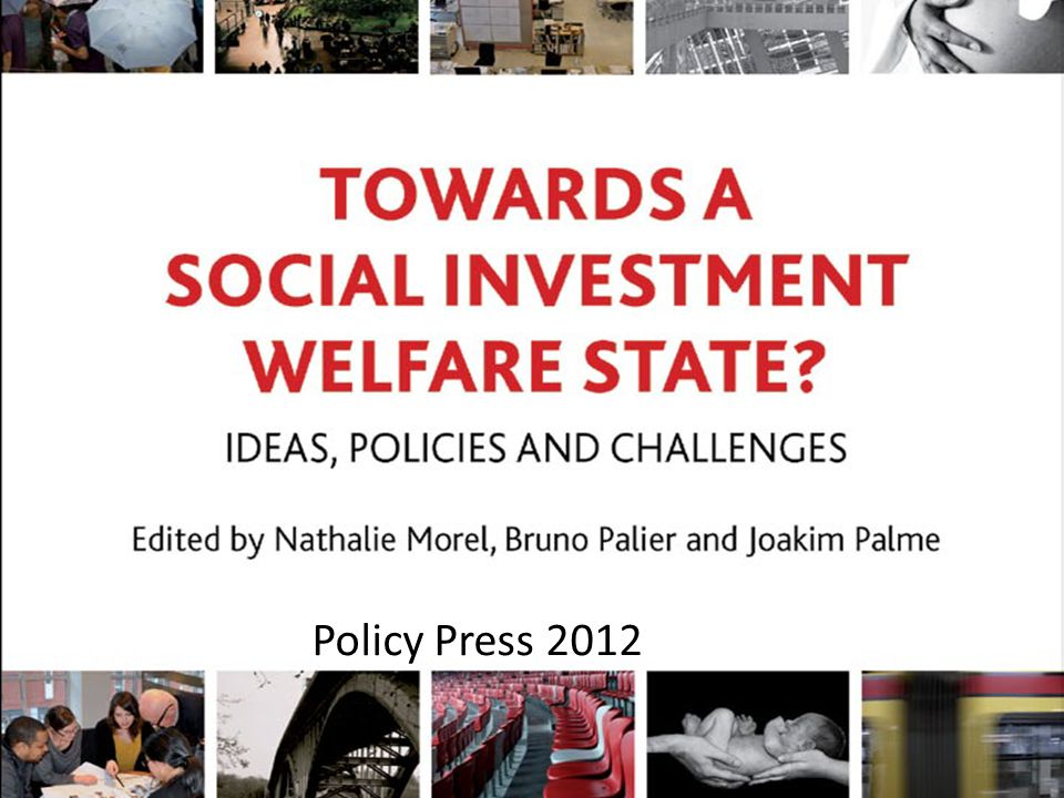 Policy Press 2012