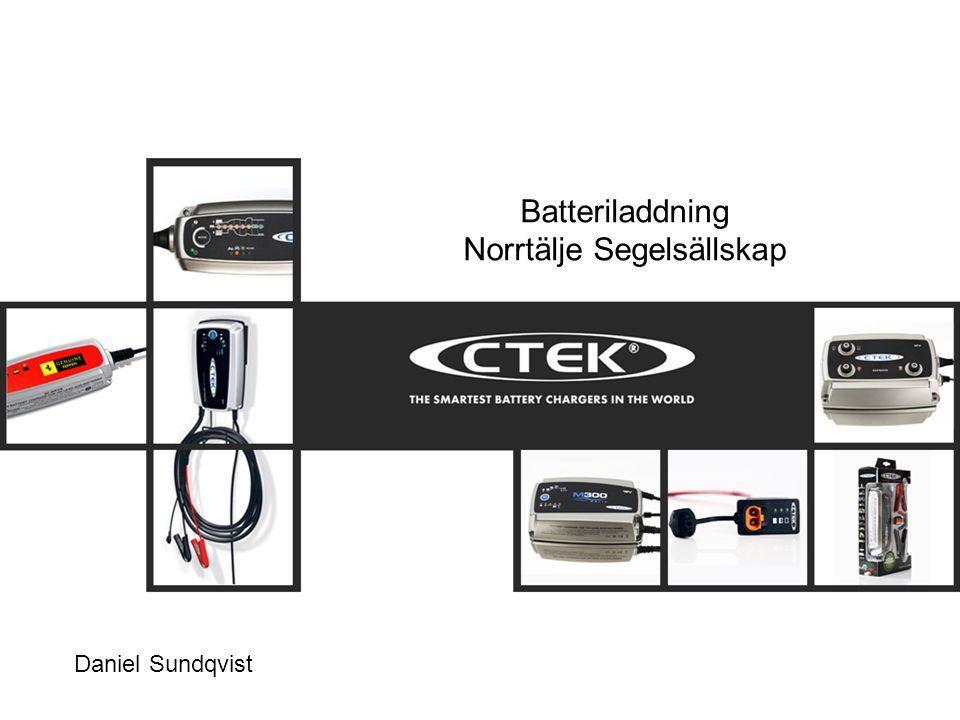 0 Batteriladdning Norrtälje Segelsällskap Daniel Sundqvist