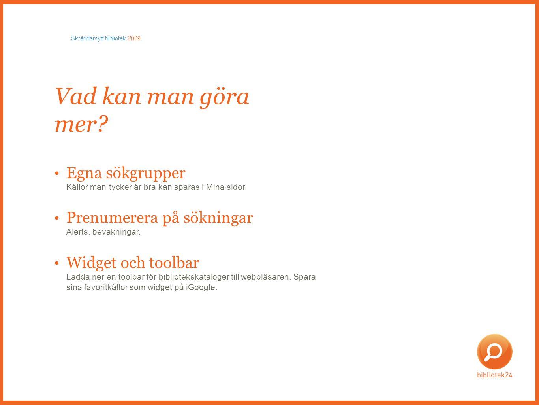 Tack! Projektledare: linnea.sjogren@ kultur.goteborg.se