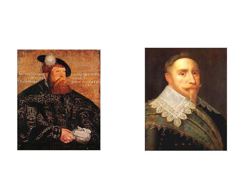 Karolinska tiden • Kallas så efter de tre kungarna – Karl X Gustav – Karl XI – Karl XII
