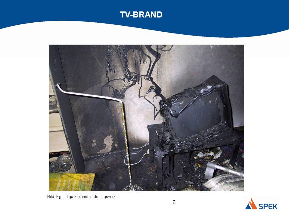 16 TV-BRAND Bild: Egentliga-Finlands räddningsverk