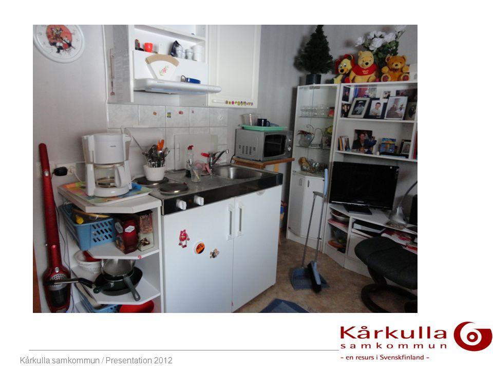 Kårkulla samkommun / Presentation 2012