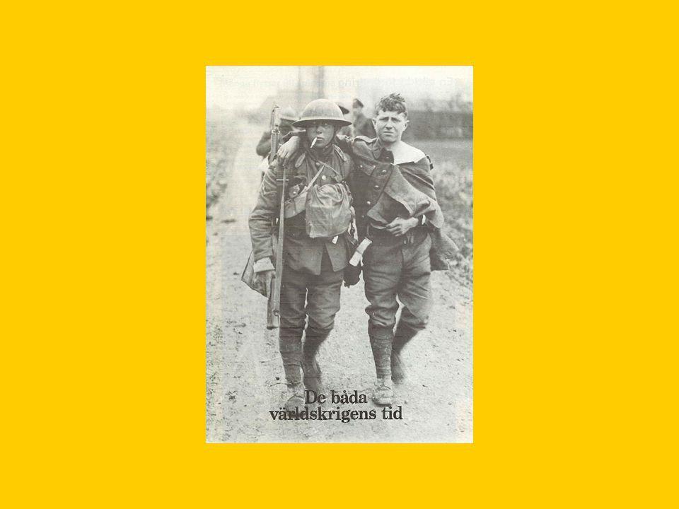 Andra Världskriget •1939 - 1945