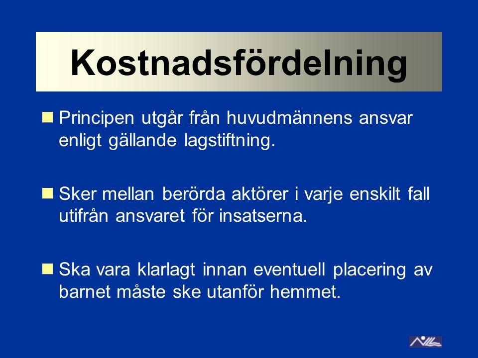 Beslut  De utarbetade riktlinjerna för samverkan godkändes av länsstyrgruppen den 11 juni 2008  Kommunförbundet Norrbotten beslöt den 18 september 2008 att rekommendera barn- och utbildningsnämnden och socialnämnden i länets kommuner att anta de utarbetade riktlinjerna för samverkan  Den 28 oktober 2008 fastställde landstingsstyrelsen de utarbetade riktlinjerna för samverkan