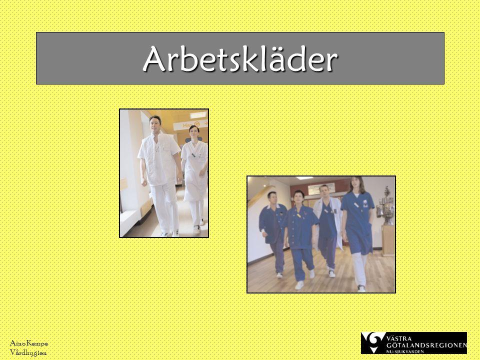 Aino Kempe Vårdhygien Arbetskläder