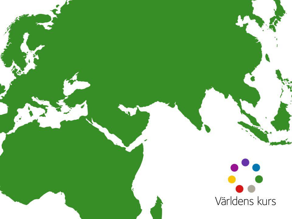 Världens klimat Människors hälsa - Sjukdomar som malaria och denguefeber kan spridas till flera geografiska områden.