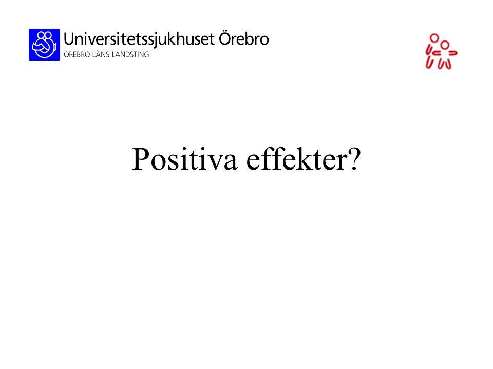 Positiva effekter?