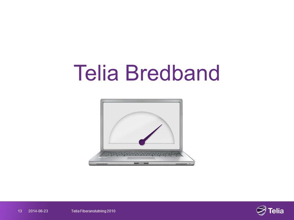 2014-06-2313Telia Fiberanslutning 2010 Telia Bredband