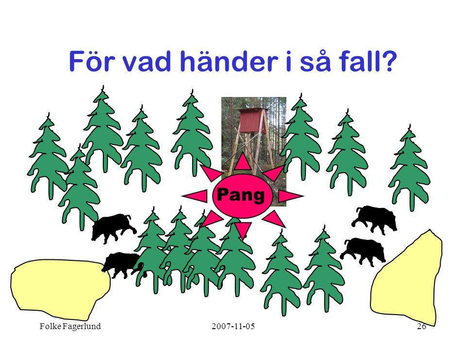 Folke Fagerlund2007-11-0526 För vad händer i så fall? Pang
