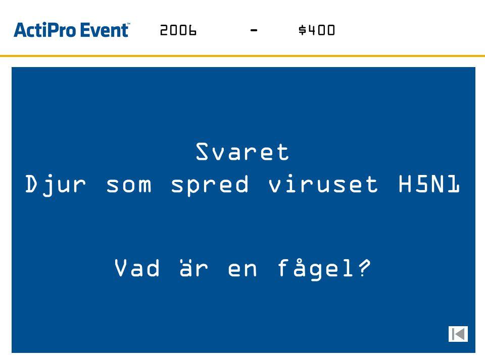 Svaret Namnet på Fuglesangs rymdfärja som han färdas i när han blir förste svensk i rymden Vad är Discovery.