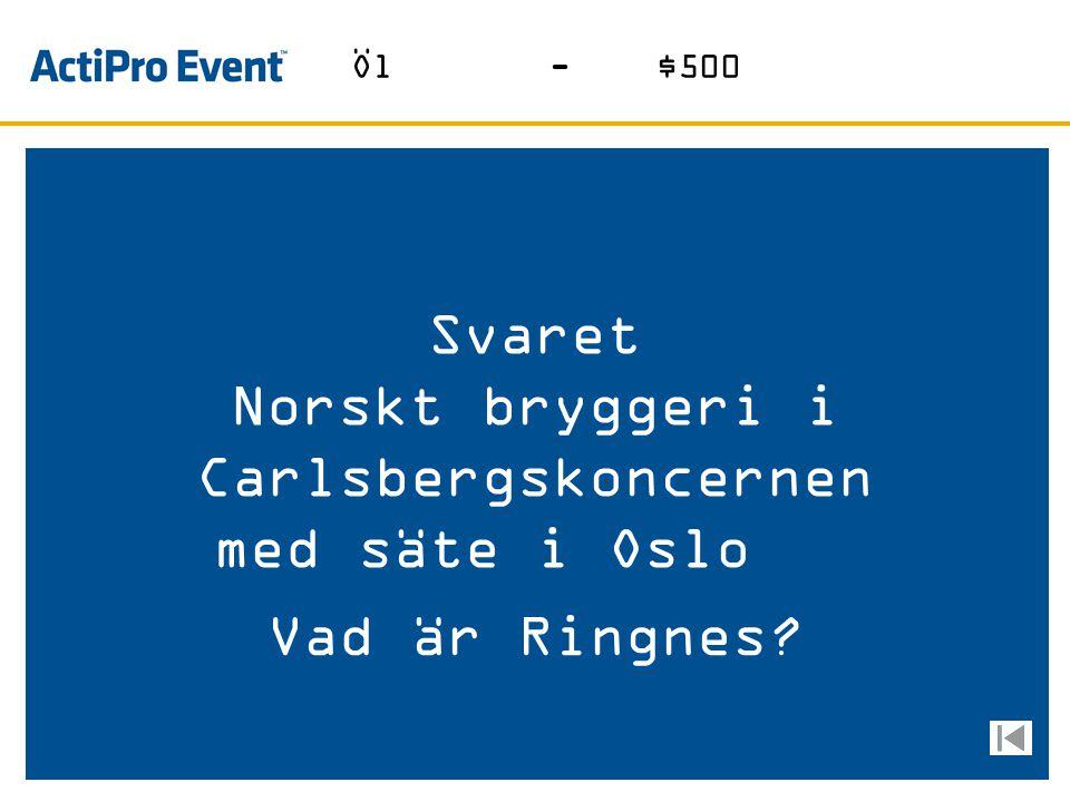 Svaret Så säger man öl på finska Vad är olut Öl-$400