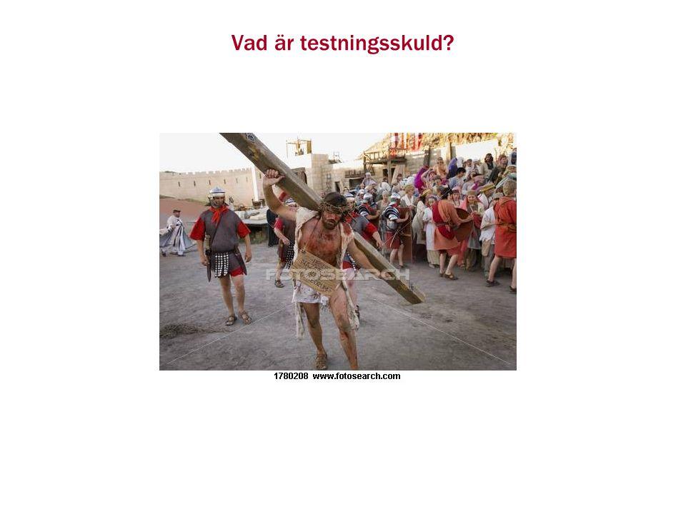 Vad är testningsskuld