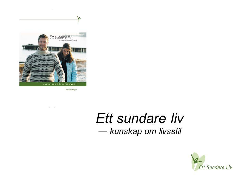 Träff 1 1.Hälsa och välbefinnande 2.En hälsosam vikt 3.När vikten ändras 4.Nya vanor 5.Få stöd från andra 6.Mat 7.Hälsosam mat är inte tråkigt 8.MoR 9.Kokbok, www.ica.se