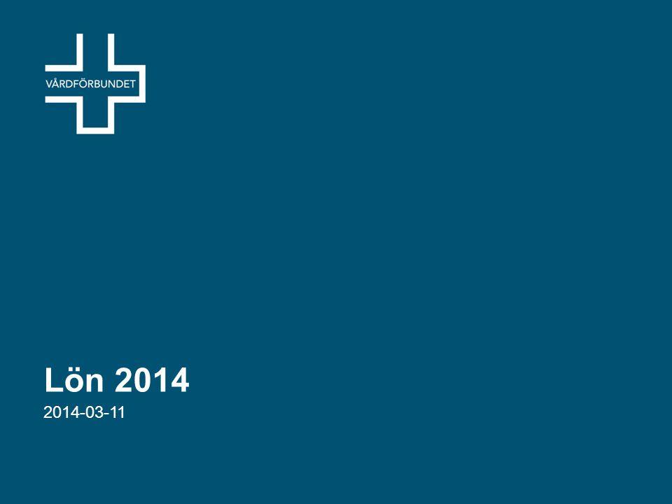 Lön 2014 2014-03-11