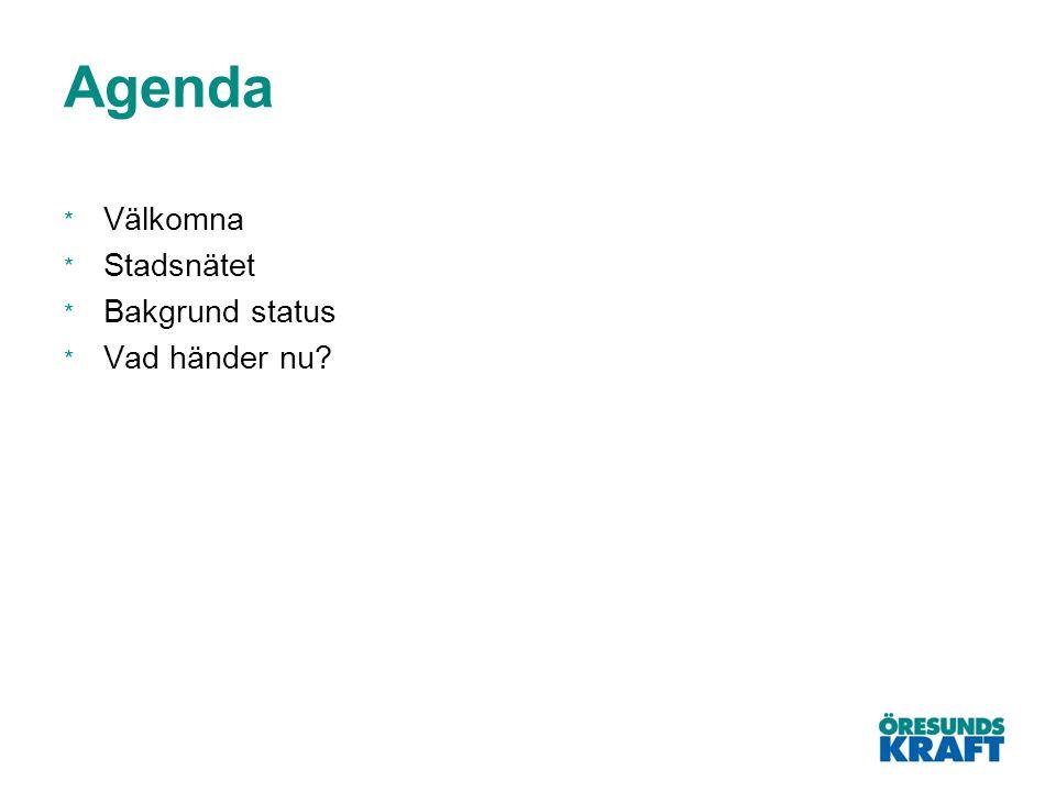 Övrig information villafiber.oresundskraft.se Email: villafiber@oresundskraft.se