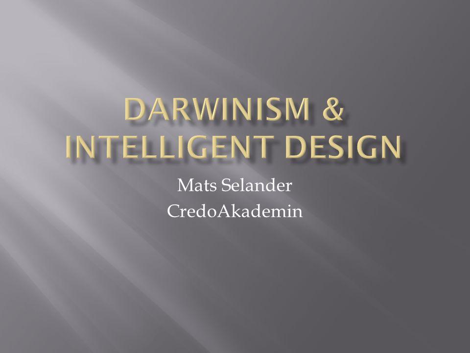Mats Selander CredoAkademin