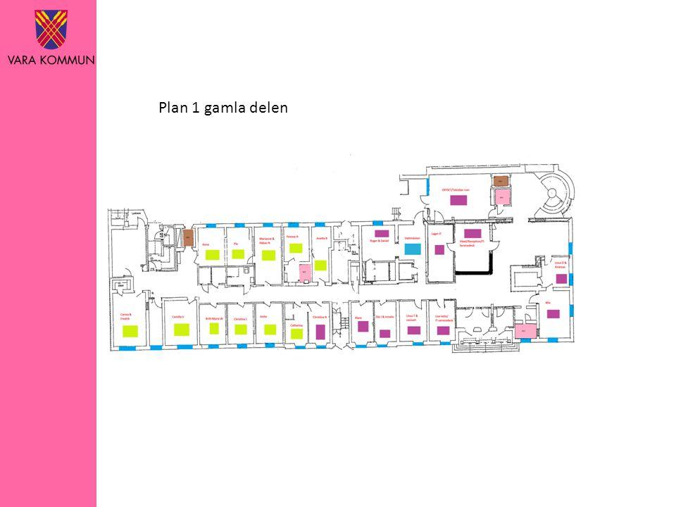 Plan 1 gamla delen