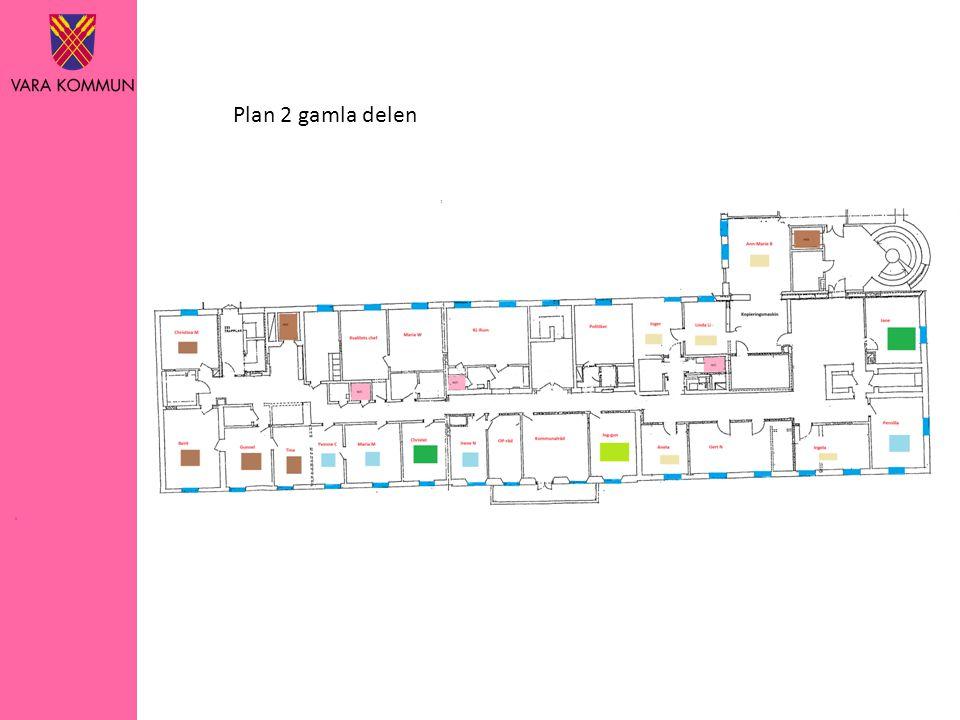 Plan 2 gamla delen