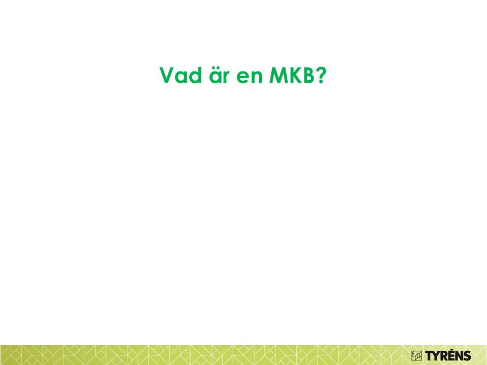 Vad ska MKB innehålla?