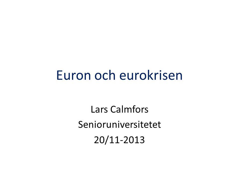 Statsskuldkriser • Grekland (två räddningspaket) • Irland (räddningspaket) • Portugal (räddningspaket) • Spanien (räddningspaket) • Italien • Cypern (räddningspaket)
