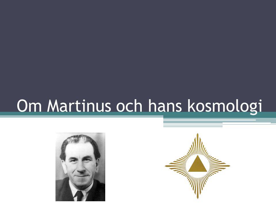 Saken – egen flagga •Martinus talade ofta om sitt arbete som Saken •Ritade även en flagga för Saken •Den representerar världsalltet •Hissades första gången 1936