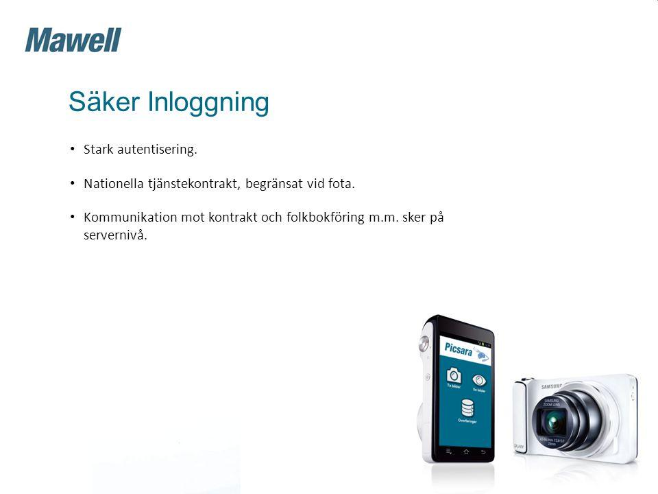 Användningsområden Mikroskop Dermatologi Android smart cameras, generellt foto (Sår m.m.) ÖNH Fysioterapi, rörelser, bilder Smatpads Smartphones Android iOS Akut