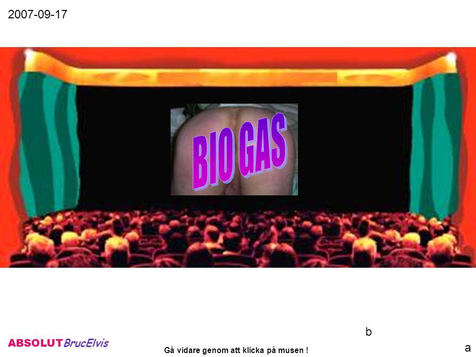 ABSOLUT BrucElvis Det här bildspelet består av material som BrucElvis tror han kommit på alldeles själv.