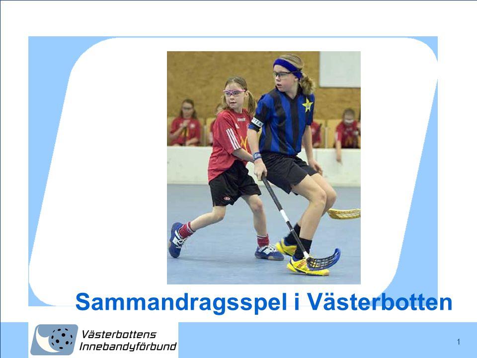 1 Sammandragsspel i Västerbotten