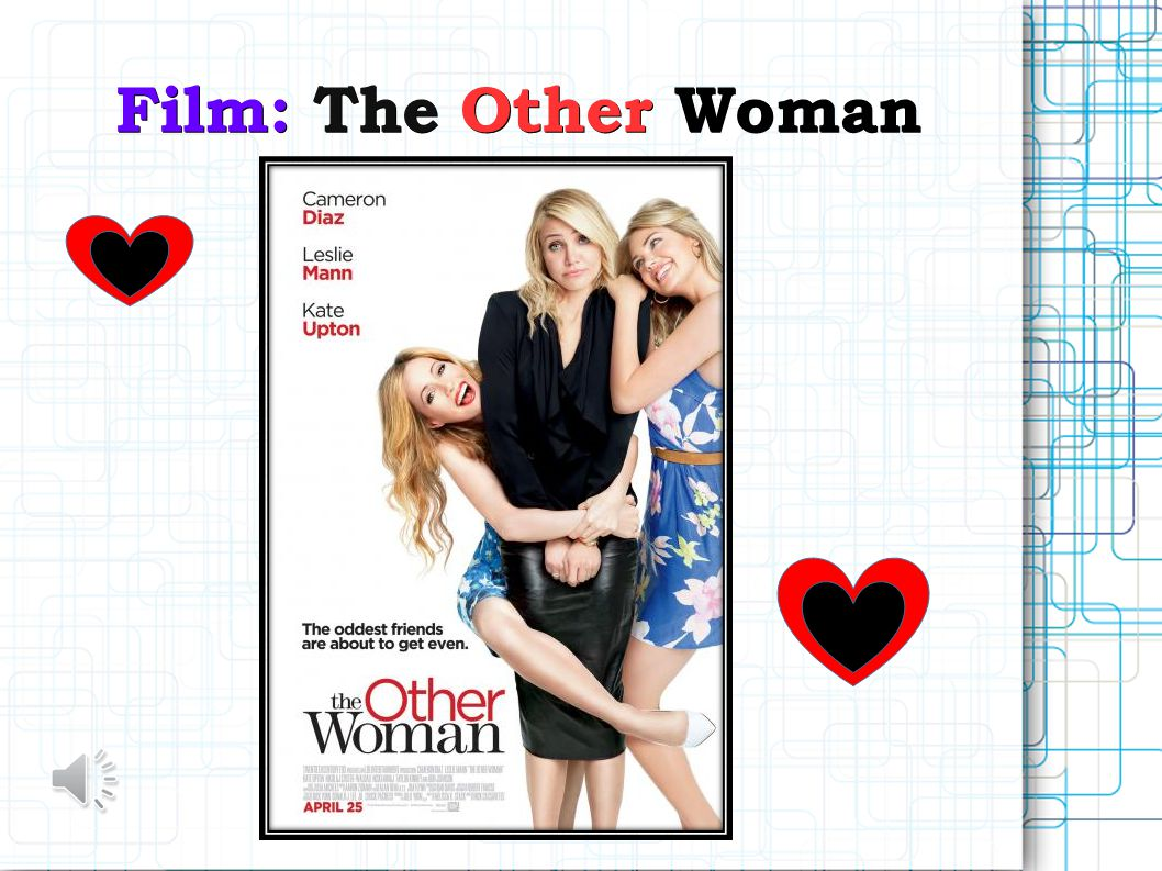 Film: The Other Woman