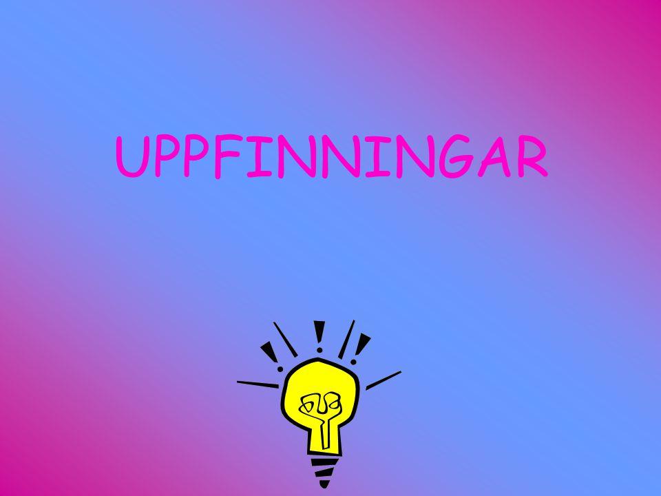 UPPFINNINGAR