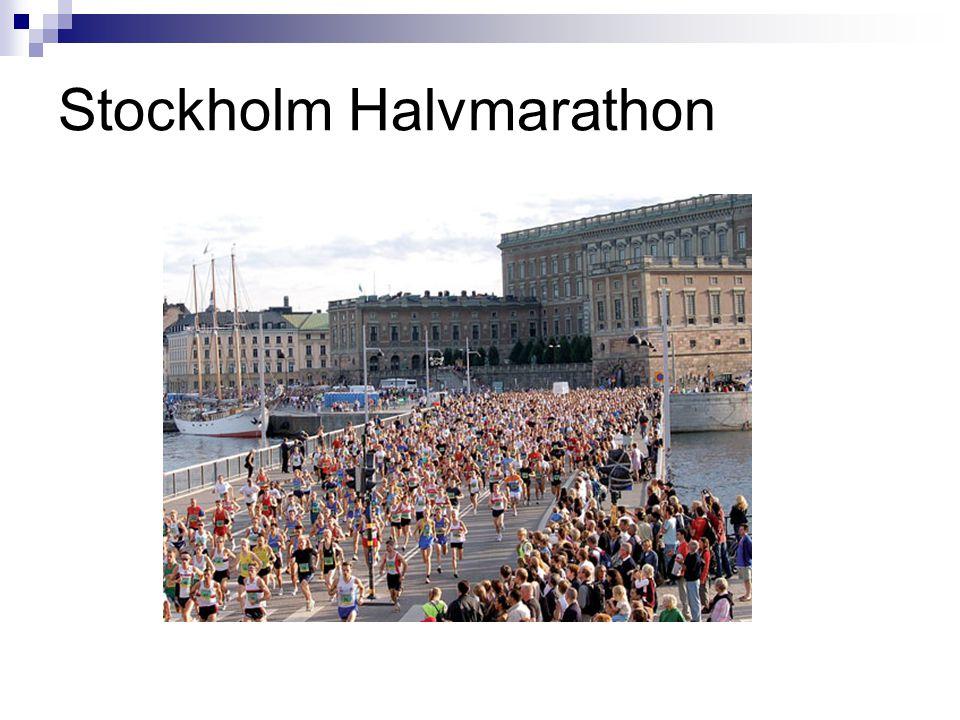 Stockholm Halvmarathon