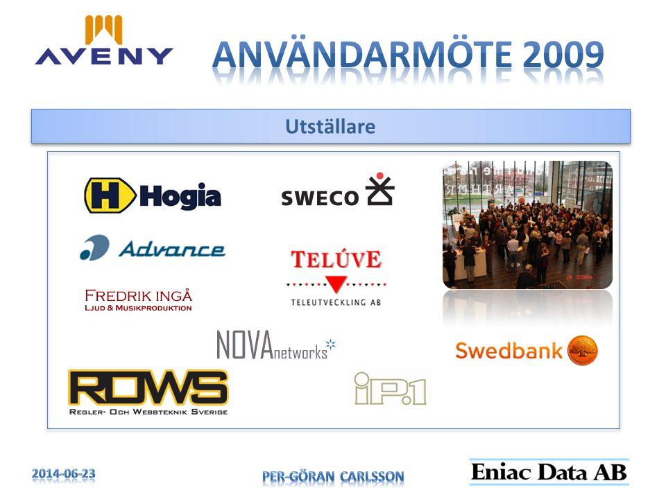 Två stora projekt Aveny 11 Ny programkod, nytt användargränssnitt, teknisk anpassning till moderna driftmiljöer Ekonomisystemet i drift hos Eniac sedan juni månad Integration med KOB Inomkyrkliga fakturor skickas elektroniskt till och från Kollekt och betalsystemet Två stora projekt Aveny 11 Ny programkod, nytt användargränssnitt, teknisk anpassning till moderna driftmiljöer Ekonomisystemet i drift hos Eniac sedan juni månad Integration med KOB Inomkyrkliga fakturor skickas elektroniskt till och från Kollekt och betalsystemet