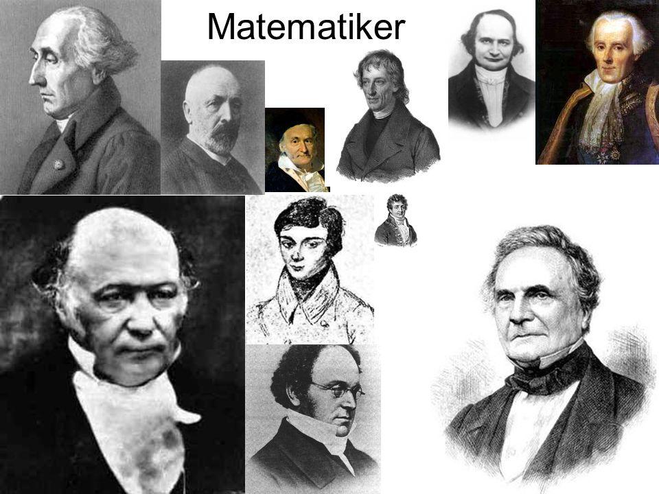 Matematiker