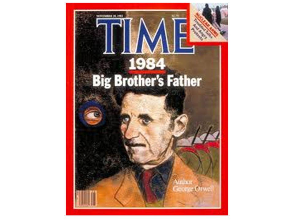Informationssamhället Informationsteknologin kan också användas för att begränsa och kontrollera medborgarnas privatliv, vilket skulle kunna göra George Orwells robotiserade stat till en realitet .