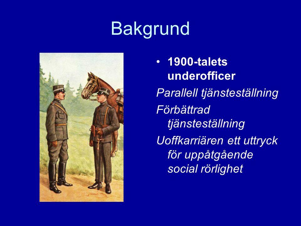 Gustavianska tiden 1772-1809 GRADPASSERARE •Hans Hierta (Järta), från Näsby kungsgård, Husby •Fader: Friherre, generalmajor och chef för Dalregementet •Volontär vid 7 månaders ålder (1774) •Sergeant med rotelön vid 3 års ålder •Fänrik med förarelön vid 5 års ålder •Avsked vid 16 års ålder •Slutade som landshövding i Dalarna (Hans Järta) Tre bröder officerare
