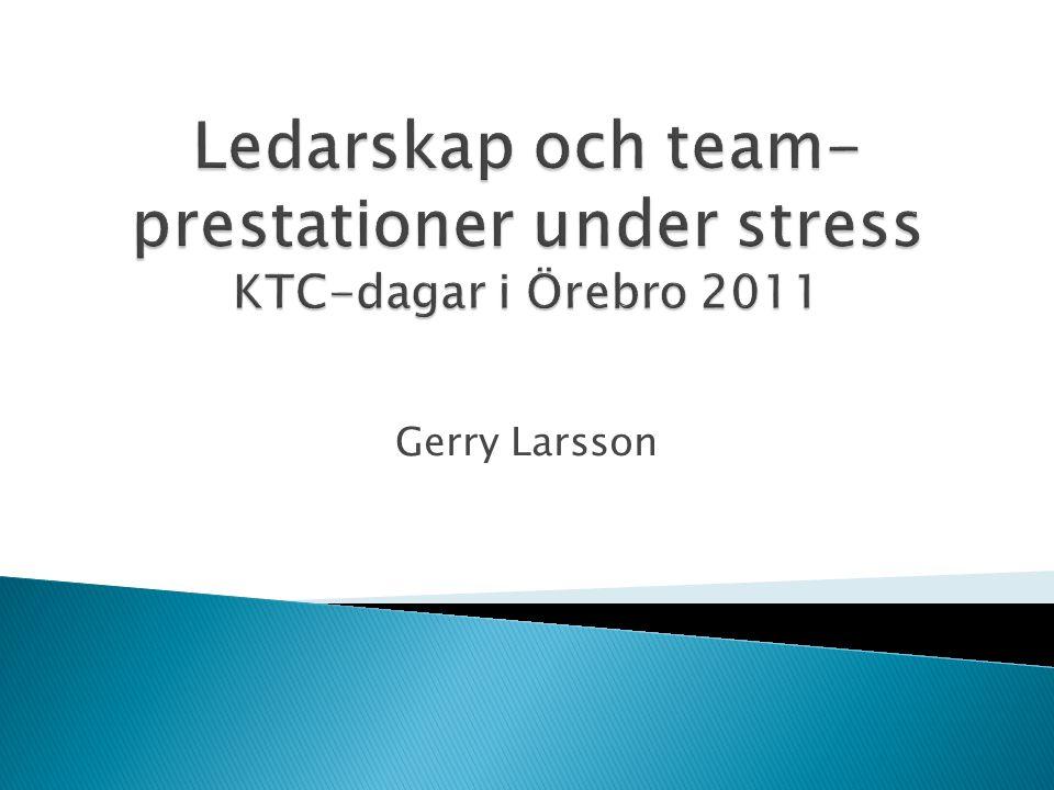 Gerry Larsson