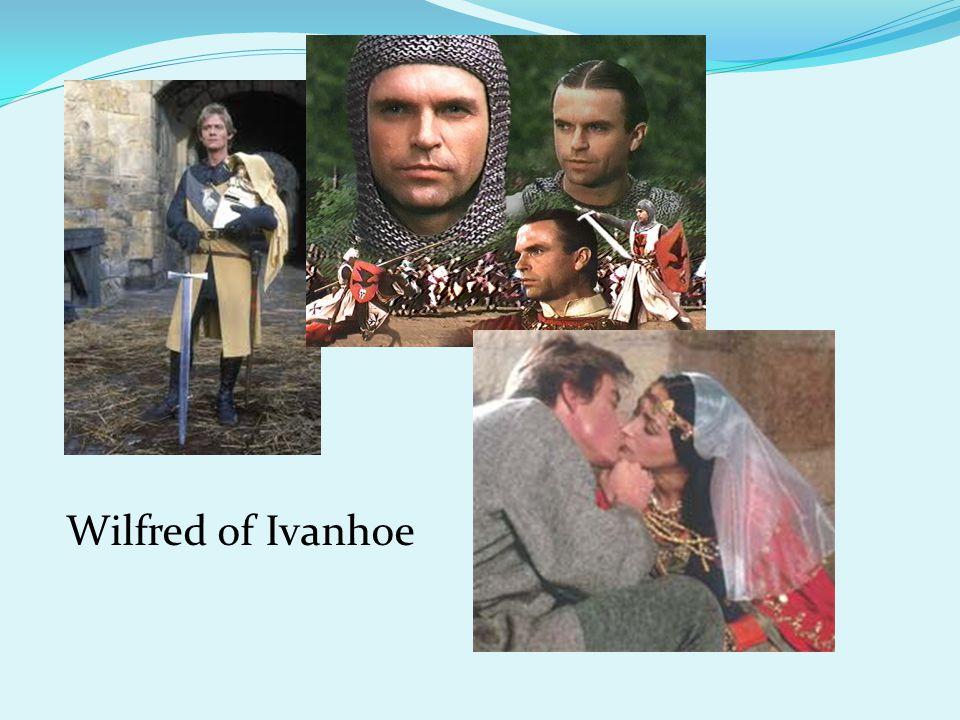 Wilfred of Ivanhoe