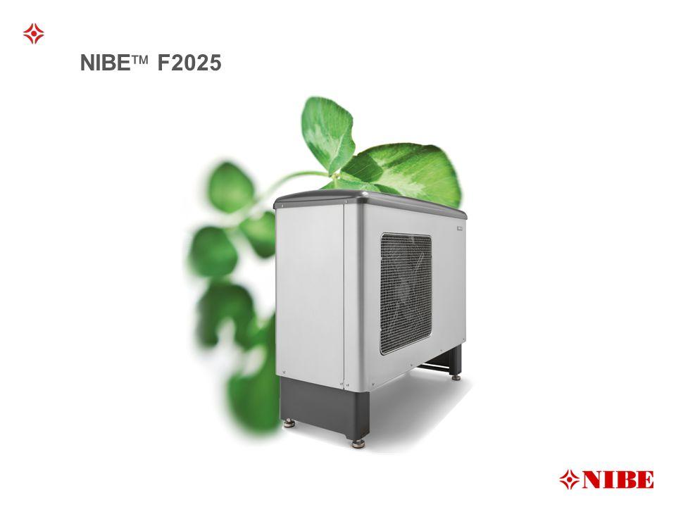 LUFT/VATTEN-VÄRMEPUMPAR NIBE FIGHTER 2025 •Framtagen för nordiskt klimat •Tre effektstorlekar – 6,8, 10 och 14 kW •Multifunktion upp till 126 kW •Automatisk 2-stegsreglering av fläkt •Hög energitäckningsgrad •Hög besparing •Kompletterande tillbehör, t ex SMO 10